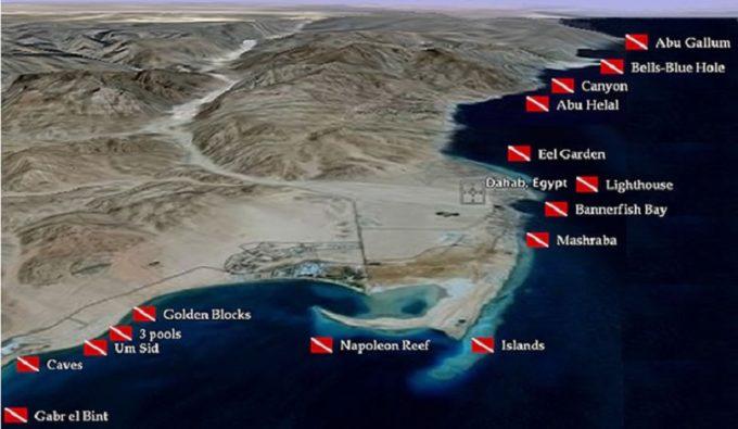 Egyiptom, Sharmelsheikh, Sinai félsziget