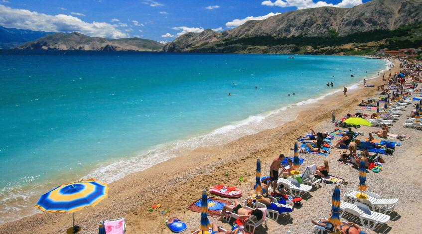 Baska strandjai